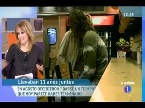 history : Шакира kissed Antonio..
