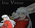 inuyasha - inuyasha-with-sword-wallpaper wallpaper