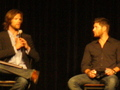 jared and jensen spn con Nashville 2011