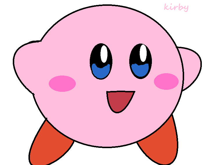 Kirby - Super Smash Bros  Brawl Fan Art  27625530