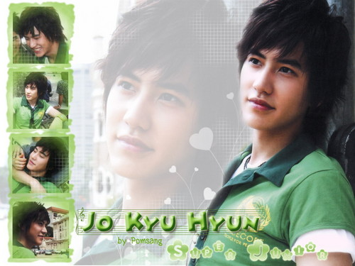 kyu - cho-kyuhyun Photo