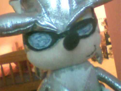 nice shades silver!