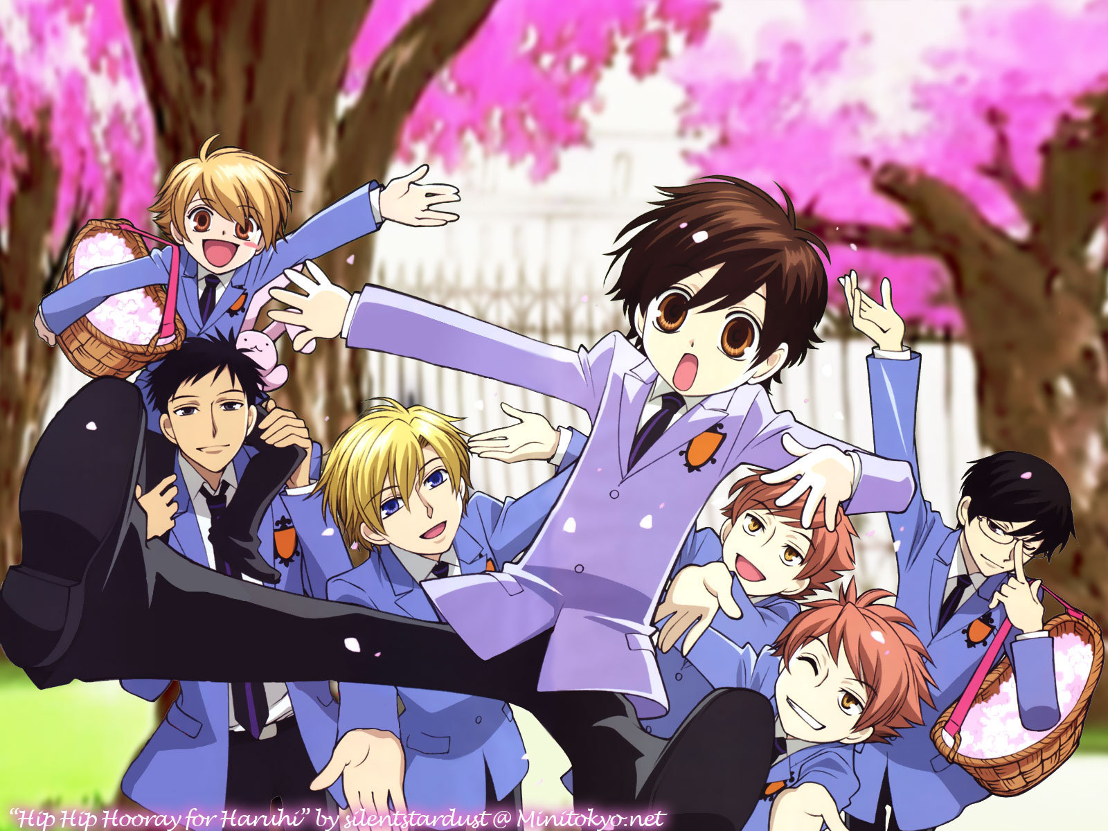 Ouran high school host club ouran