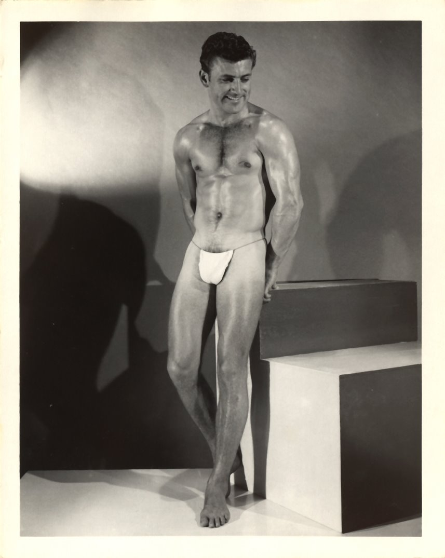 Vintage Beefcake John Hackett
