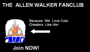 the allen walker fanclub