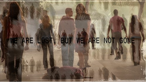 we are lost but we are not gone