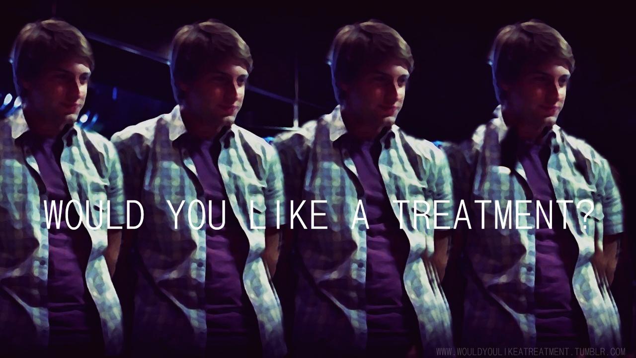 would you like a treatment