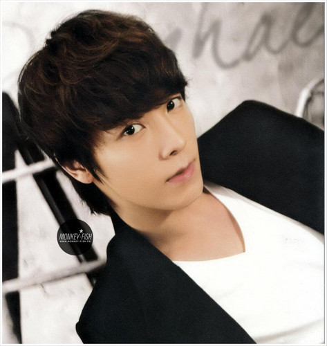 Super Junior fond d'écran possibly with a portrait called Eunhyuk Donghae 2012 mur Calendar
