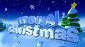 愛 Merry Weihnachten