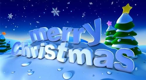 愛 Merry क्रिस्मस