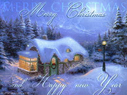 愛 Merry natal