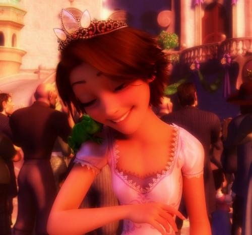 ♥Rapunzel & Flynn♥