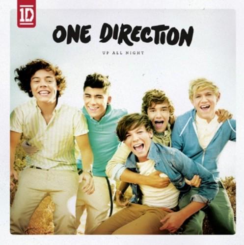 1D album cover.