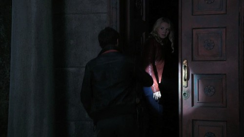1x07 - The Heart Is A Lonely Hunter - emma-and-sheriff-graham Screencap