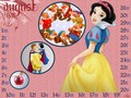disney-princess - 2011-calendar wallpaper