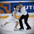 2011, finlandia trophy, funny face, fd - tessa-virtue-and-scott-moir photo