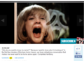 30 Classic Opening Movie Scenes - scream photo