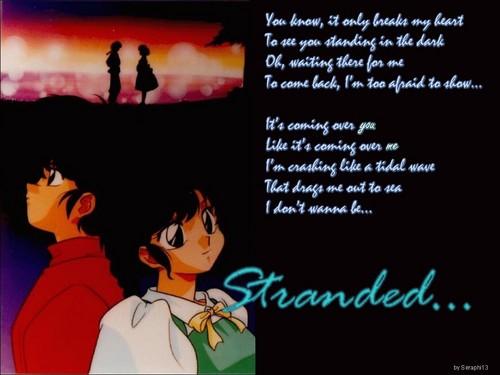 Akane and Ranma Forever _ ( Stranded )