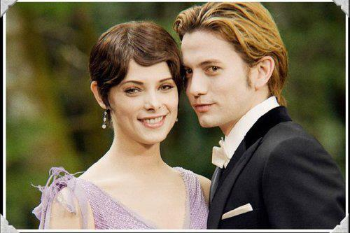 Alice & Jasper The Breaking Dawn Wedding