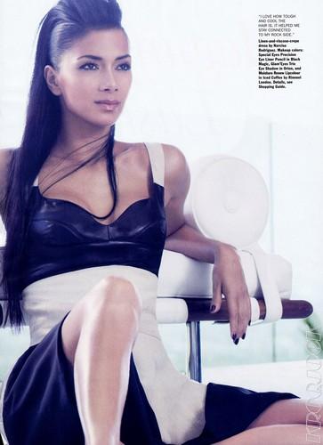 Allure Magazine January 2012