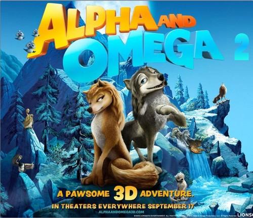 Alpha and Omega 2