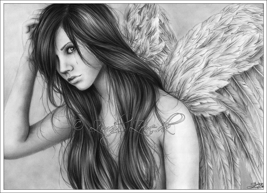 Angel Drawings