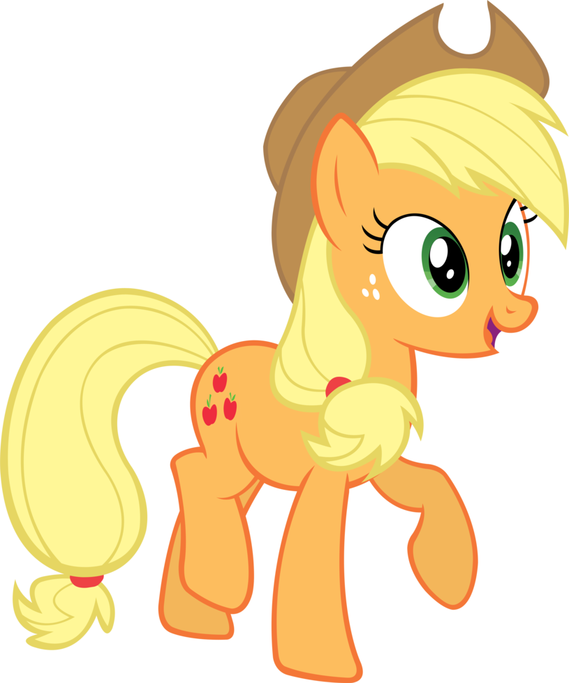 applejack minecraft skin