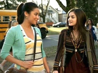 Aria & Emily <3