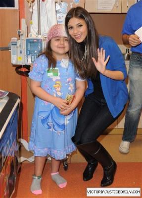 At Children's Hospital of नारंगी, ऑरेंज Country