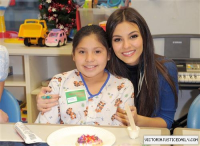 At Children's Hospital of orange Country