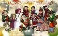 Avatar Christmas ~ ♥ - avatar-the-last-airbender wallpaper