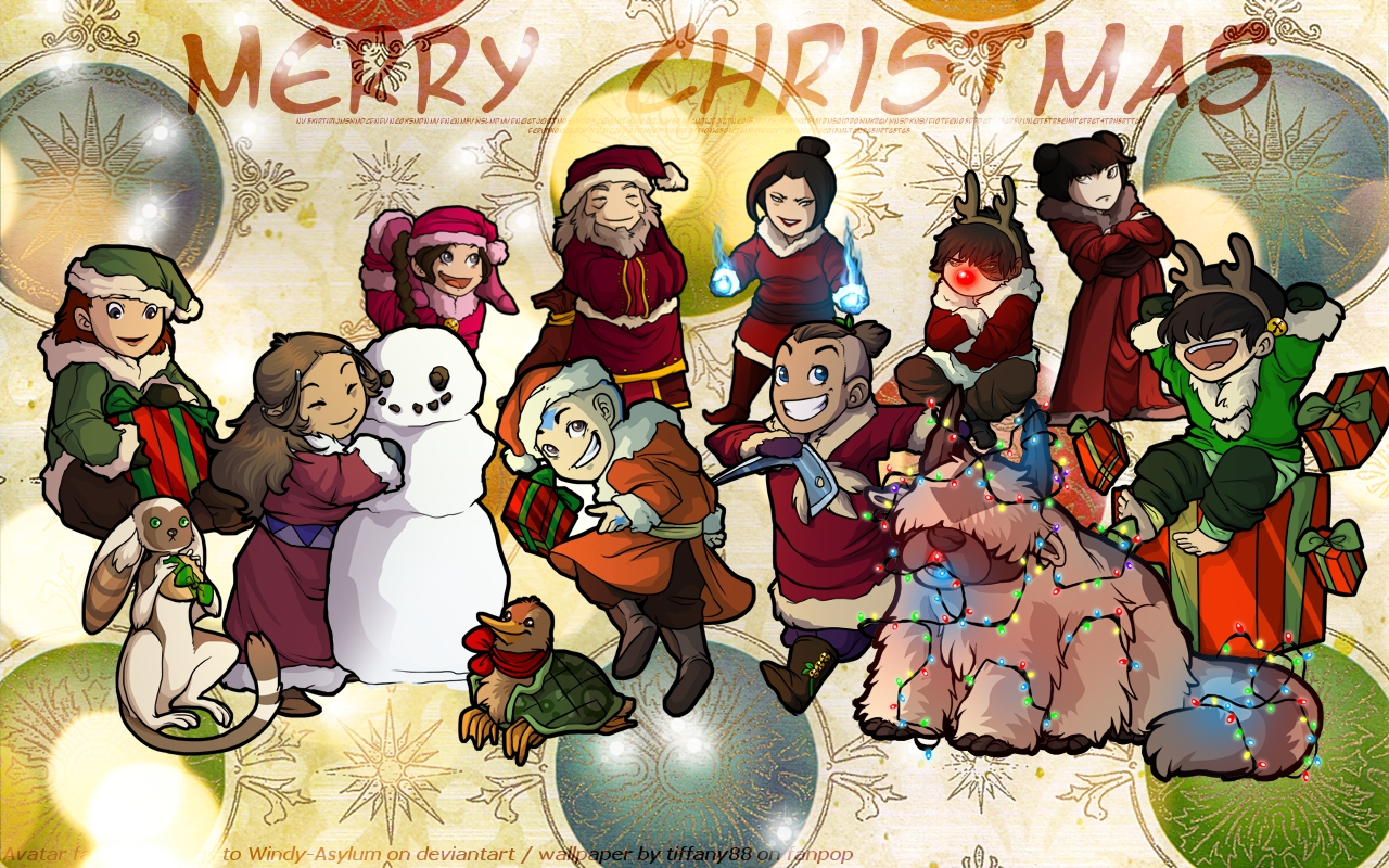 Image] Merry Christmas From, Well....The Avatar! - Random & Forum ...