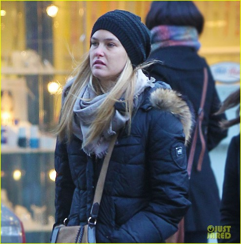 Bar Refaeli: Chilly Winter Woes!