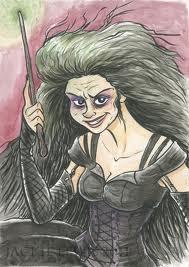 Bellatrix Fan Arts!