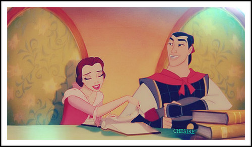 Belle ♥ Shang