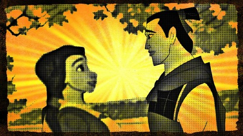 Belle and Shang