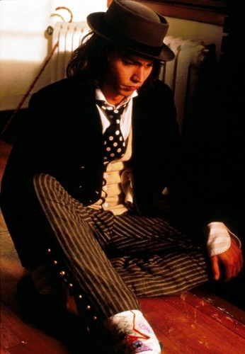Benny and Joon wallpaper probably with a concert titled Benny & Joon <3