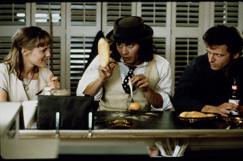 Benny and Joon wallpaper containing a dinner and a brasserie titled Benny & Joon <3
