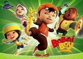 Boboiboy and His Friend - boboiboy photo