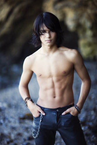 Boo Boo Stewart wallpaper containing a hunk titled Booboo Stewart
