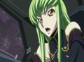 C.C - code-geass screencap