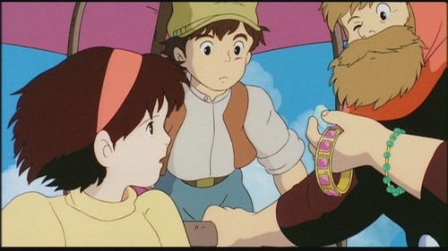 Castle in the Sky - hayao-miyazaki Screencap