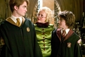 Cedric, Harry & Rita Skeeter