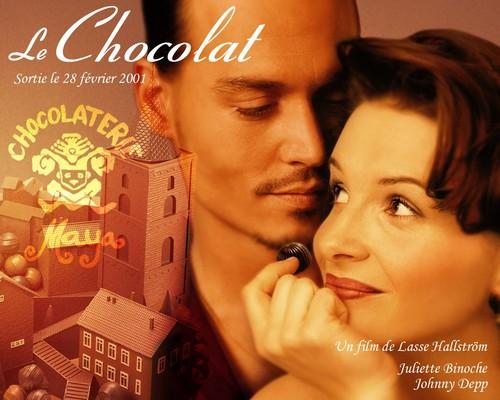 Chocolat वॉलपेपर <3