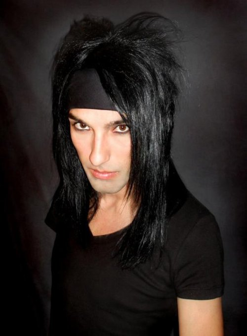 Christian Coma - Black Veil Brides Photo (27703692) - Fanpop