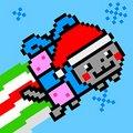 Weihnachten Nyan Cat