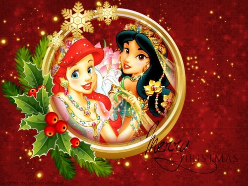 giáng sinh Princesses