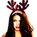 Christmas icons! - nina-dobrev icon