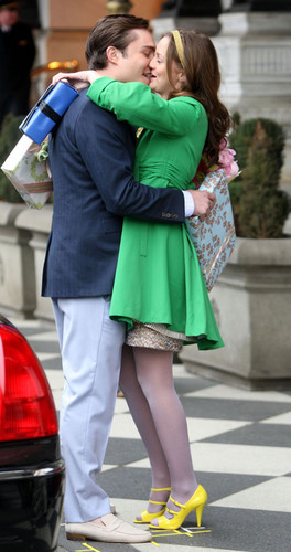 Chuck and Blair (Gossip Girl) - television-and-movie-couples Photo