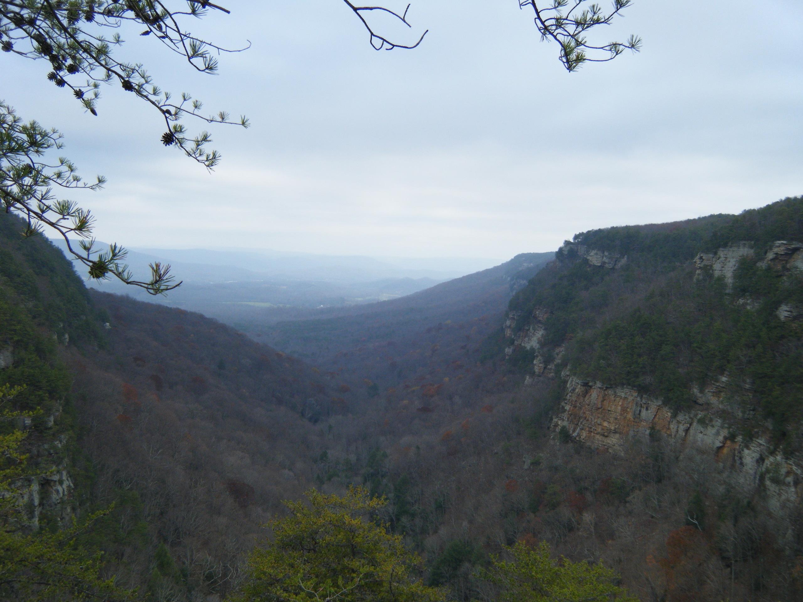 Cloudland canyon 2